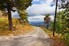Mountains of France Royalty Free Stock Photography