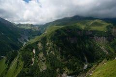 Mountains in Georgia Stock Image