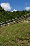 Mountains. In Georgia, near to Mestia. Swanetii Region Stock Photo