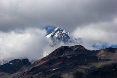 Mountains. In Georgia, near to Mestia. Swanetii Region Royalty Free Stock Photography