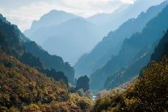 Mountains of Greece Royalty Free Stock Photo