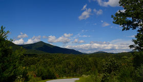 Mountains of Helen, GA stock photography