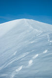 Mountains Hibiny at winter Royalty Free Stock Photography