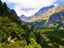 Mountains High Tatra in Slovakia stock photos