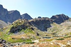 Mountains - High Tatras. Slovakia,Europe Stock Image