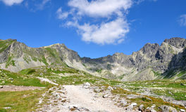 Mountains - High Tatras Royalty Free Stock Photography