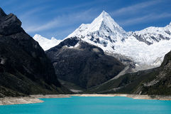 Mountains In Peru Stock Photography