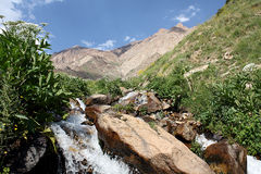 Mountains in Iran Stock Images