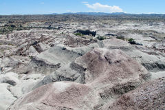 Mountains in Ischigualasto valley royalty free stock images