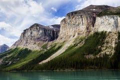 Mountains. In Jasper Alberta National Park Stock Photo