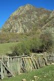 Mountains of Karachai-Cherkess Stock Images