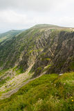 Mountains Karkonosze in Poland Royalty Free Stock Photography
