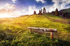 Mountains in Kazakhstan Stock Photos