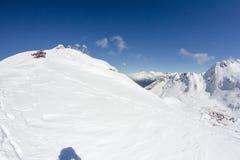 Mountains of Krasnaya Polyana, Sochi, Russia Royalty Free Stock Image