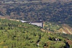 Mountains Krkonose Stock Image