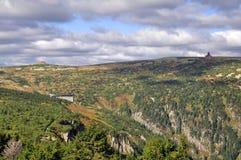 Mountains Krkonose Royalty Free Stock Photo