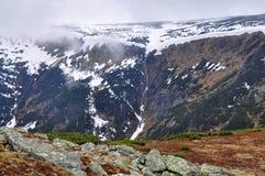 Mountains Krkonose Royalty Free Stock Images