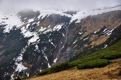 Mountains Krkonose Royalty Free Stock Image