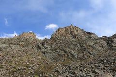 Mountains. Of Kyrgyzstan. Ala-Archa gorge Stock Images