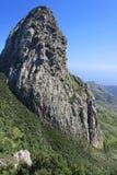 Mountains in La Gomera Stock Photography