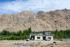 Mountains in Ladakh, India Royalty Free Stock Photography