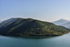 Mountains lake Royalty Free Stock Images