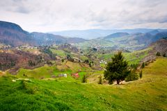 Mountains landscape Royalty Free Stock Images