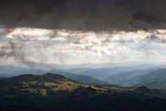 Mountains Landscape stock image