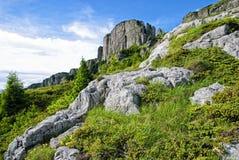 Mountains Landscape Royalty Free Stock Photos