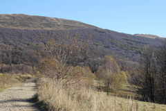 Mountains landscape Stock Photos
