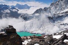 Mountains Landscape Himalaya Nepal Royalty Free Stock Images