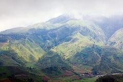 Mountains landscape Indonesia Stock Image