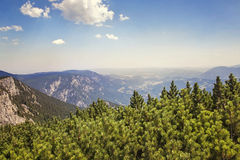 Mountains landscape Royalty Free Stock Photo