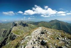 Mountains landscape in Slovakia Stock Photos