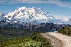 Mountains, Landscape, Snow, Nature Stock Images