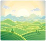 Mountains landscape. Stock Images