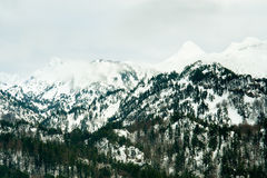 Mountains of Larra-Belagua Royalty Free Stock Images