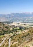Mountains of LLeida Stock Photo