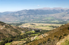 Mountains of LLeida Royalty Free Stock Photos