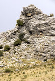 Mountains of Lucena Royalty Free Stock Photo