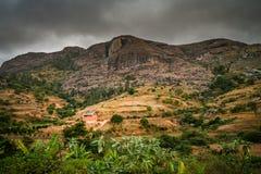 Mountains of Madagascar Royalty Free Stock Photo