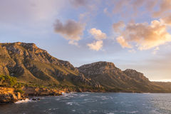 Mountains in Mallorca Stock Photos