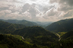 Mountains in Manizales - Colombia Royalty Free Stock Photo