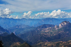 Mountains in Mexico Stock Images