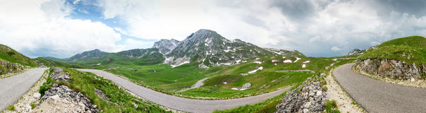 Mountains of Montenegro Stock Image