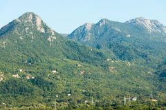 In the mountains, Montenegro royalty free stock photos
