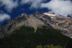 Mountains of Nahuel Huapi, Argentina stock photography