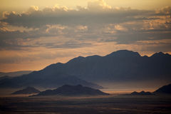 Mountains in Namibia Stock Photo