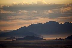 Mountains in Namibia Stock Photo