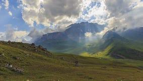 Mountains National Park Shahdag(Azerbaijan) Royalty Free Stock Photo